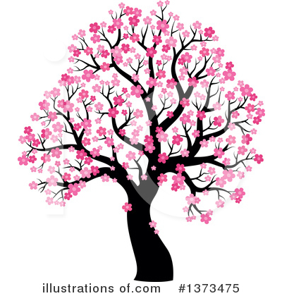 Tree Clipart #1373475 by visekart