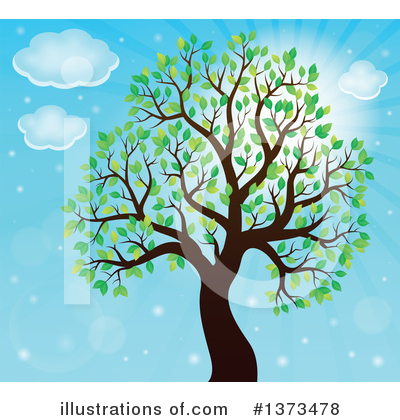Sky Clipart #1373478 by visekart