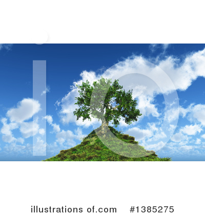 Hills Clipart #1385275 by KJ Pargeter