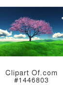 Royalty-Free (RF) Tree Clipart Illustration #1446803
