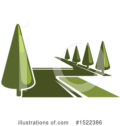 Tree Clipart #1522386 by Vector Tradition SM