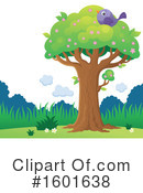 Tree Clipart #1601638 by visekart