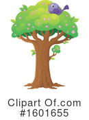 Tree Clipart #1601655 by visekart