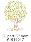 Tree Clipart #1616017 by BNP Design Studio