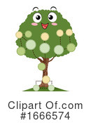 Tree Clipart #1666574 by BNP Design Studio
