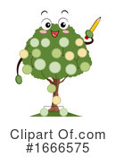 Tree Clipart #1666575 by BNP Design Studio