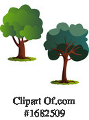 Tree Clipart #1682509 by Morphart Creations