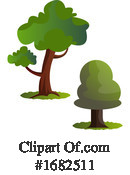 Tree Clipart #1682511 by Morphart Creations