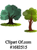 Tree Clipart #1682515 by Morphart Creations