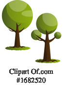 Tree Clipart #1682520 by Morphart Creations