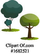 Tree Clipart #1682521 by Morphart Creations