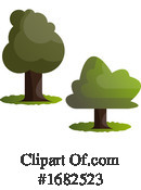 Tree Clipart #1682523 by Morphart Creations