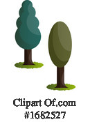 Tree Clipart #1682527 by Morphart Creations