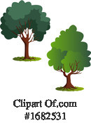 Tree Clipart #1682531 by Morphart Creations