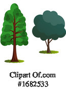 Tree Clipart #1682533 by Morphart Creations
