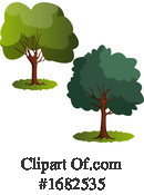 Tree Clipart #1682535 by Morphart Creations