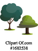 Tree Clipart #1682538 by Morphart Creations