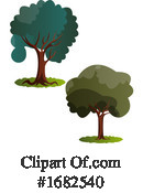 Tree Clipart #1682540 by Morphart Creations