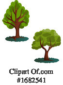 Tree Clipart #1682541 by Morphart Creations