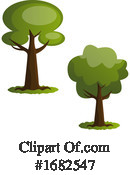Tree Clipart #1682547 by Morphart Creations