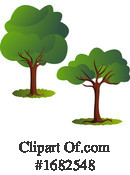 Tree Clipart #1682548 by Morphart Creations