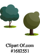 Tree Clipart #1682551 by Morphart Creations