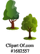Tree Clipart #1682557 by Morphart Creations