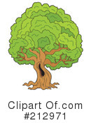 Tree Clipart #212971 by visekart