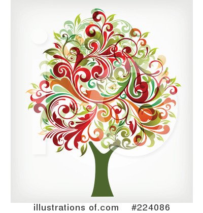 Tree Clipart #224086 by OnFocusMedia