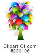Royalty-Free (RF) Tree Clipart Illustration #230106