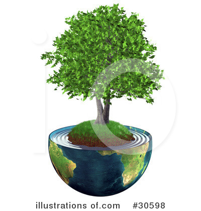 Ecology Clipart #30598 by Frog974