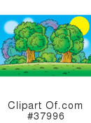 Tree Clipart #37996 by Alex Bannykh