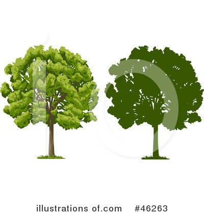 Tree Clipart #46263 by Tonis Pan