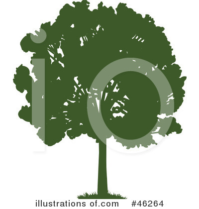 Tree Clipart #46264 by Tonis Pan