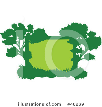 Tree Clipart #46269 by Tonis Pan