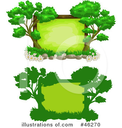 Tree Clipart #46270 by Tonis Pan