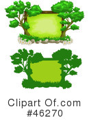 Royalty-Free (RF) Tree Clipart Illustration #46270