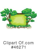 Royalty-Free (RF) Tree Clipart Illustration #46271