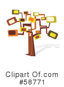 Tree Clipart #58771 by MilsiArt