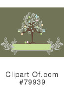 Royalty-Free (RF) Tree Clipart Illustration #79939