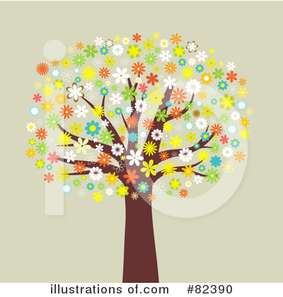 Blossoms Clipart #82390 by KJ Pargeter