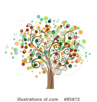 Tree Clipart #85872 by BNP Design Studio