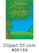 Royalty-Free (RF) Tree Clipart Illustration #96164