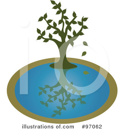 Tree Clipart #97062 by Pams Clipart