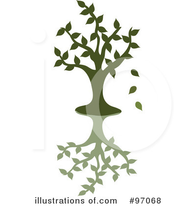 Tree Clipart #97068 by Pams Clipart