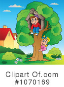 Tree House Clipart #1070169