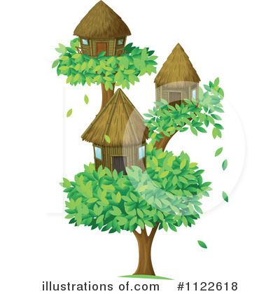 Cabin Clipart #1122618 by Graphics RF