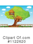Tree House Clipart #1122620