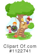 Tree House Clipart #1122741