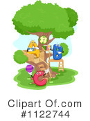Tree House Clipart #1122744